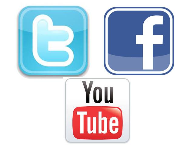 POD Tents Social media channels