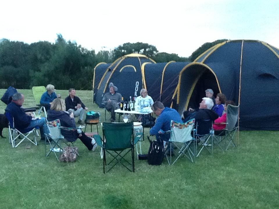 POD Tents spotted throughout Summer 2014 & POD Tents spotted throughout Summer 2014 - Pod Tents Tent Pods