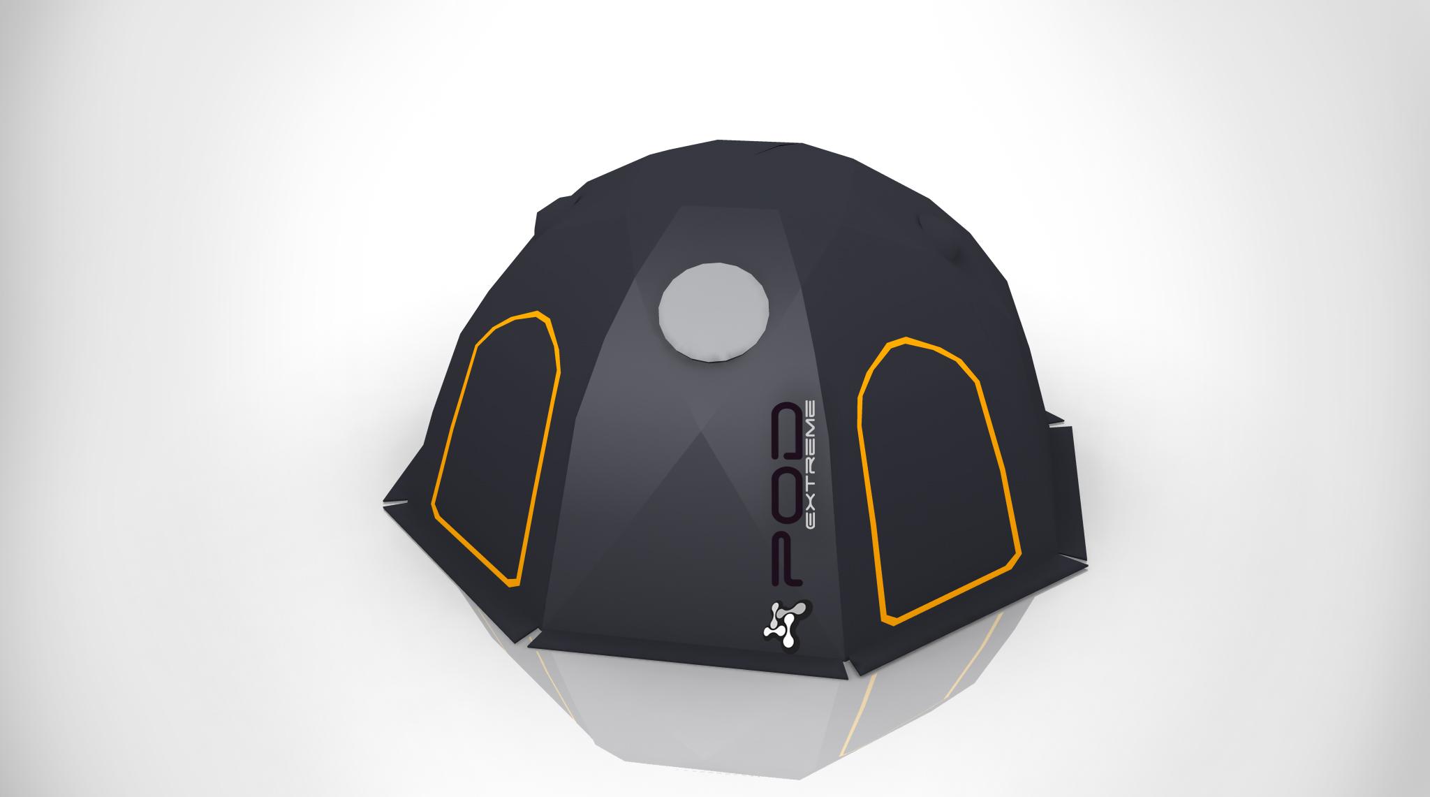 & Isnu0027t a Black tent hotter inside - Pod Tents explain why Pod Isnu0027t